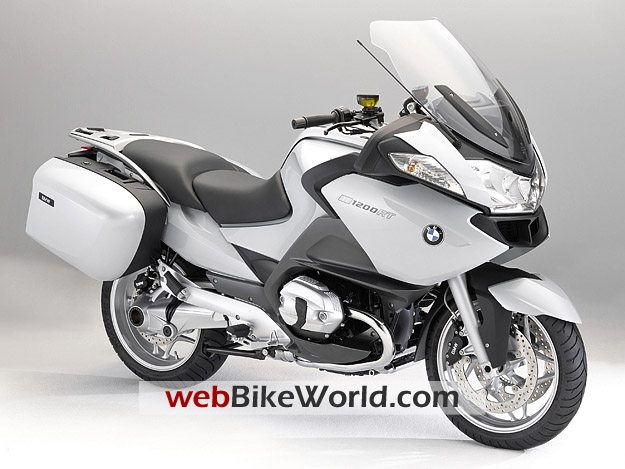 2010 BMW R 1200 RT Right Front View