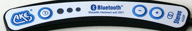AKE Stealth 200 Motorcycle Bluetooth Intercom
