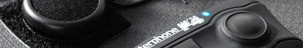 Inerphone F4 Motorcycle Bluetooth Intercom