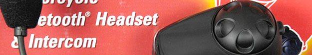 Sena SMH10 Motorcycle Bluetooth Intercom