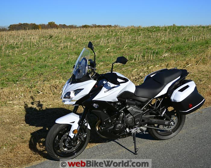 Kawasaki Versys 650 LT Review Part 2