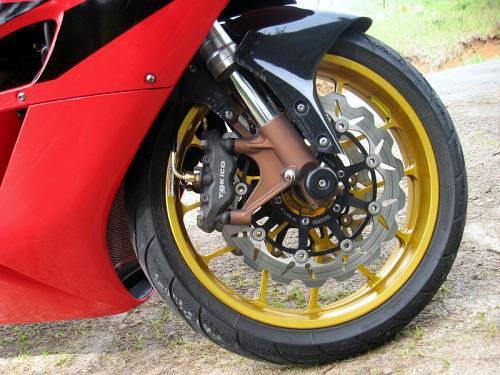 Carrozzeria Front Wheel - Honda CBR 1000RR