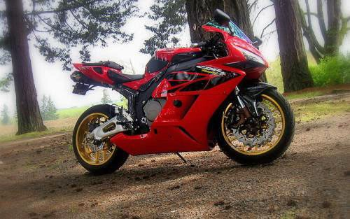 Carrozzeria Wheels - Honda CBR 1000RR