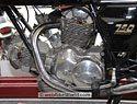 Ducati 750 GT Engine