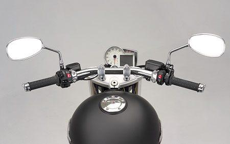 Moto Guzzi 940 Custom - Instruments