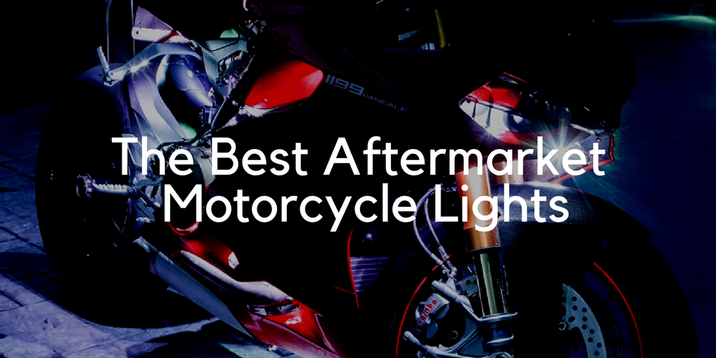 Aftermarket Motorcycle Lights