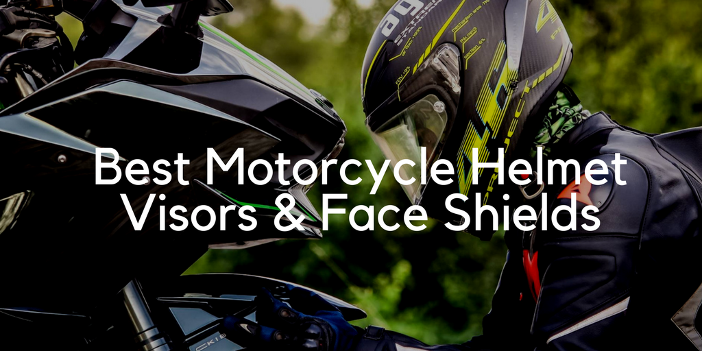 Best Motorcycle Helmet Visors