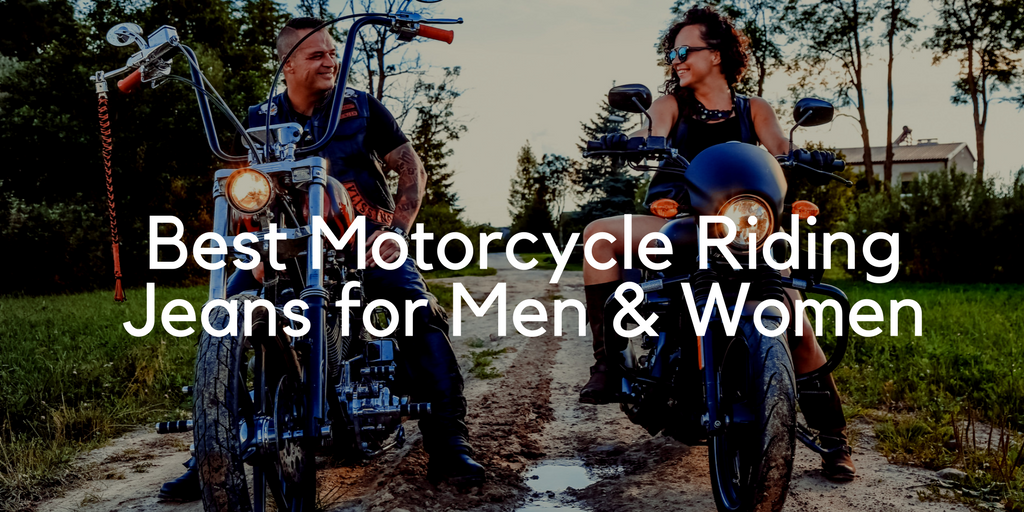 Best Motorcycle Riding Jeans for Men & Women