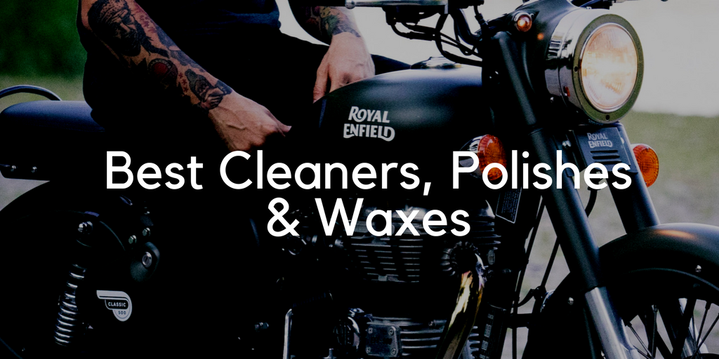 Motorcycle Cleaners Polishes Amp Wax Reviews Webbikeworld