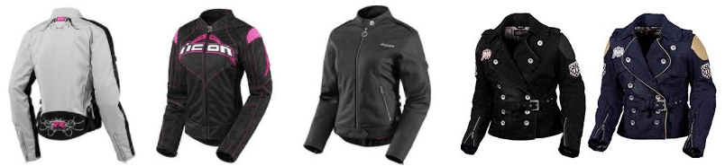 Icon Women's Motorcycle Clothing