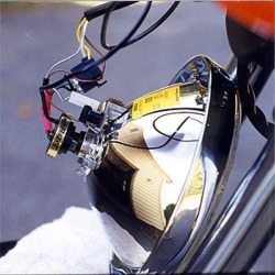 Motorcycle Headlight Modulator installation