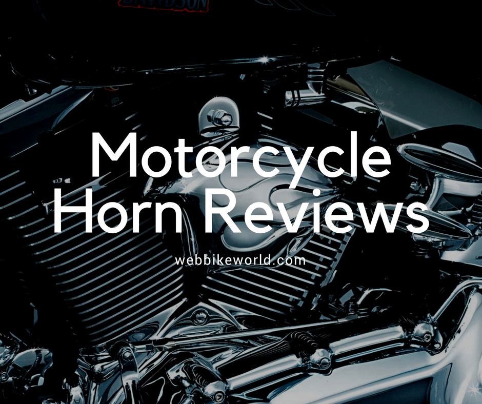 Motorcycle Horn Reviews