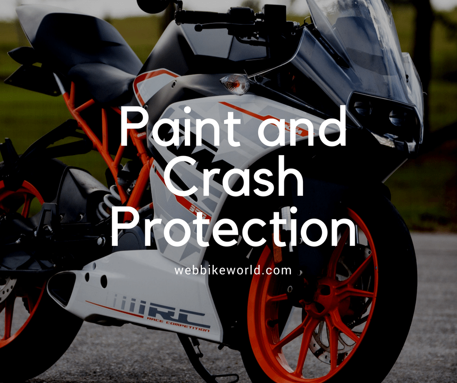Paint and Crash Protection