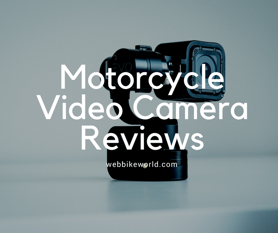 Motorcycle Video Camera Reviews