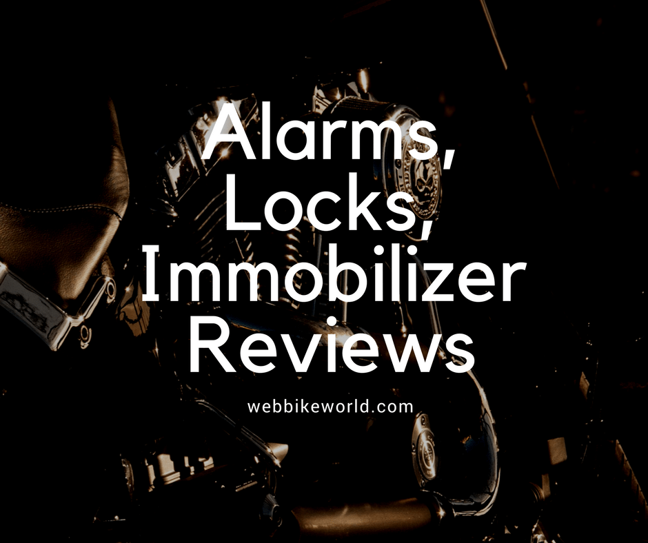 Alarms, Locks, Immobilizer Reviews