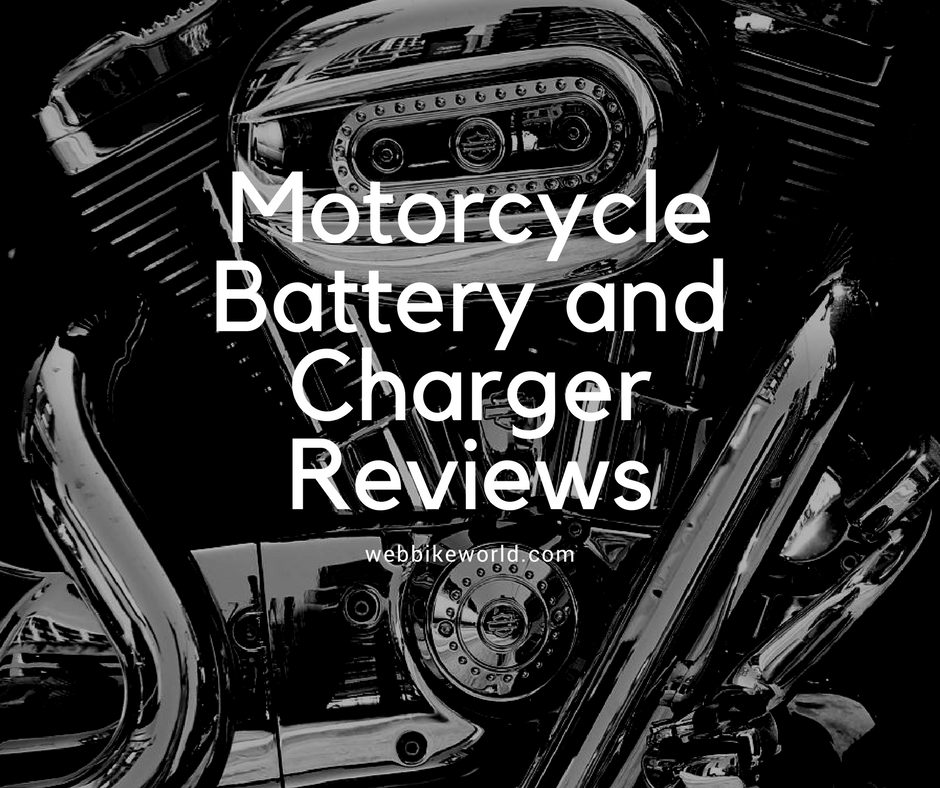 Motorcycle Battery and Charger Reviews