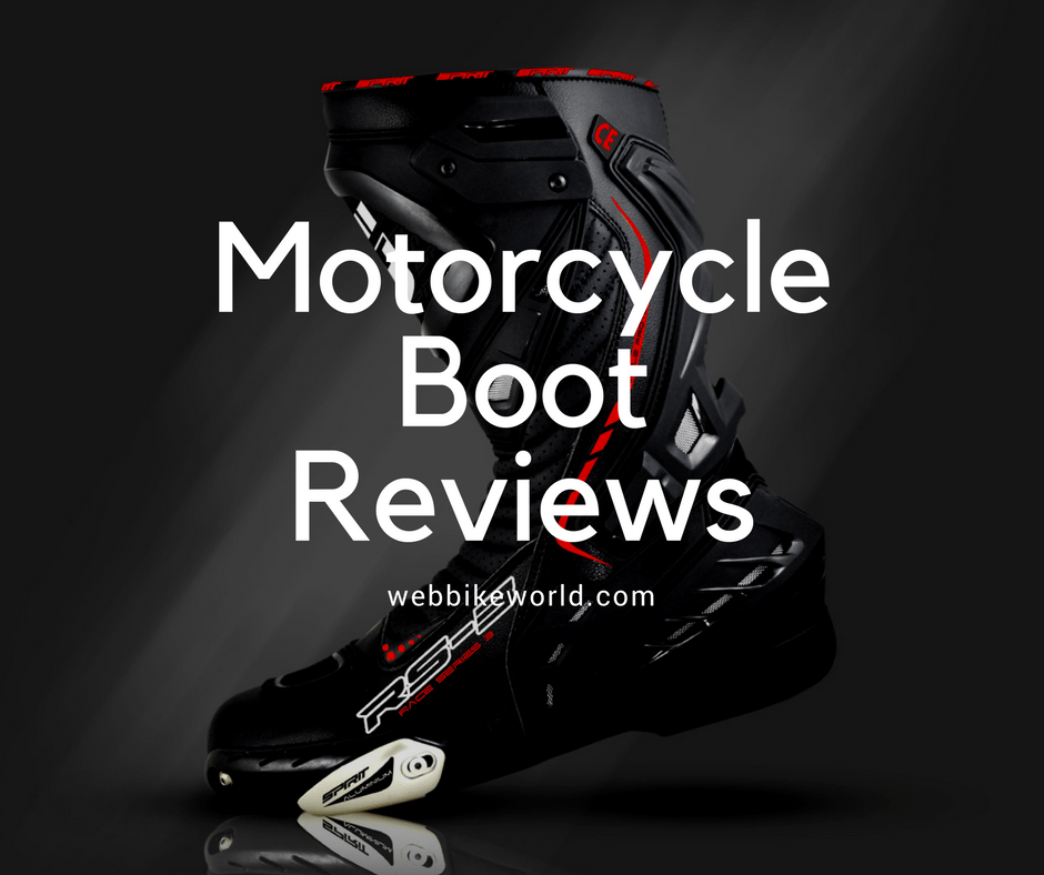 Motorcycle Boot Reviews