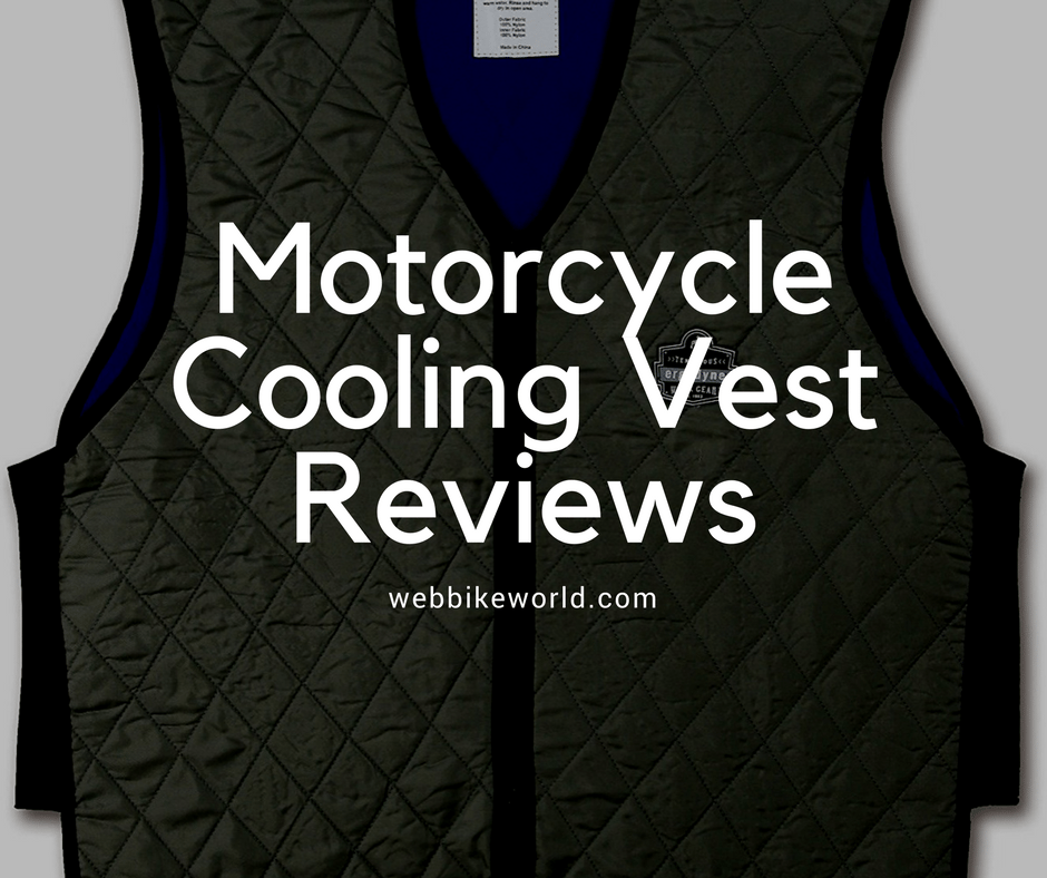 Motorcycle Cooling Vest Reviews