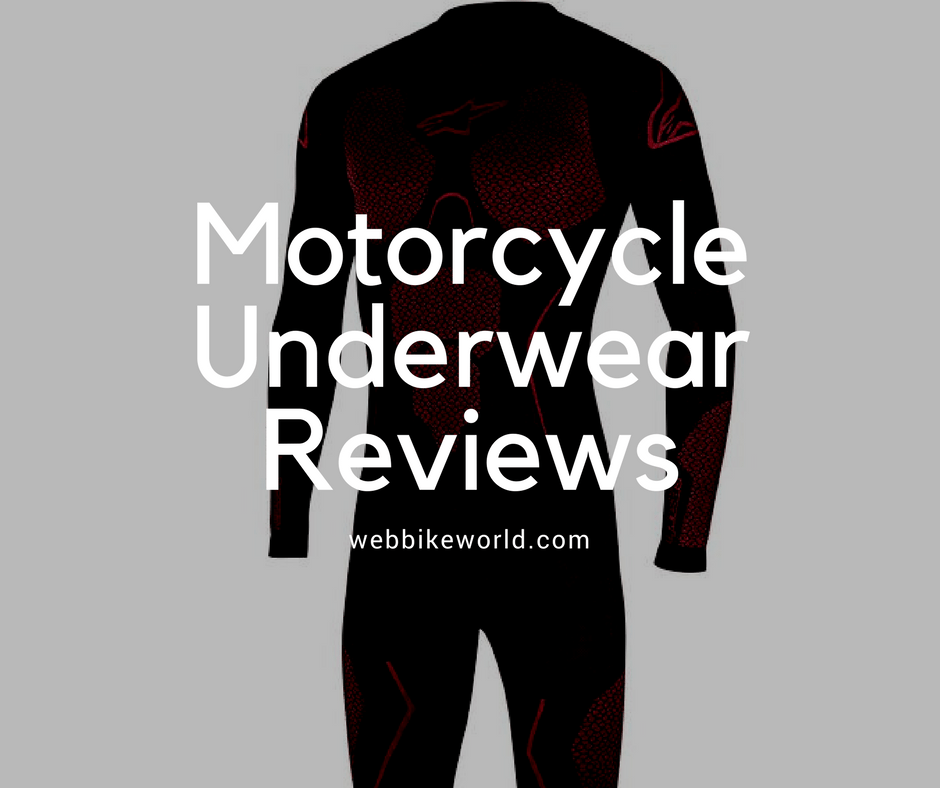 Motorcycle Underwear Reviews