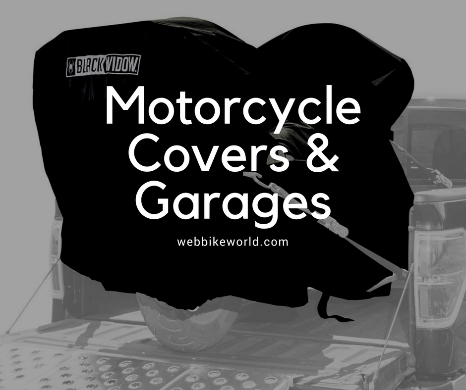 Motorcycle Covers & Garages