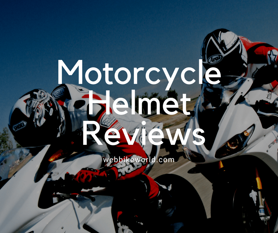 Motorcycle Helmet Reviews