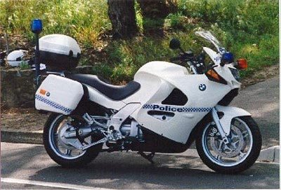 BMW Police K1200RS