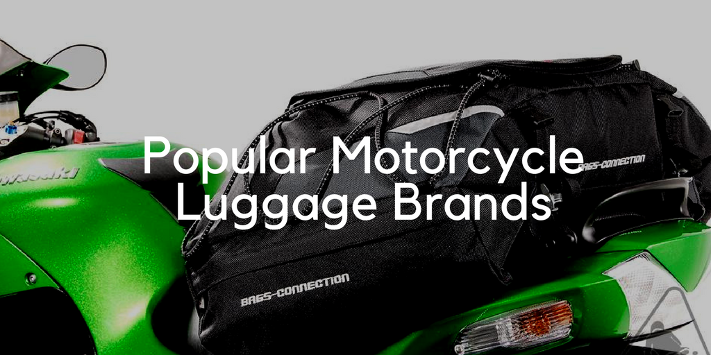 Popular Motorcycle Luggage Brands