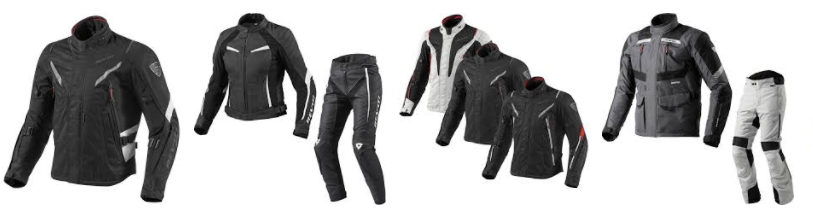 Revit Motorcycle Jackets