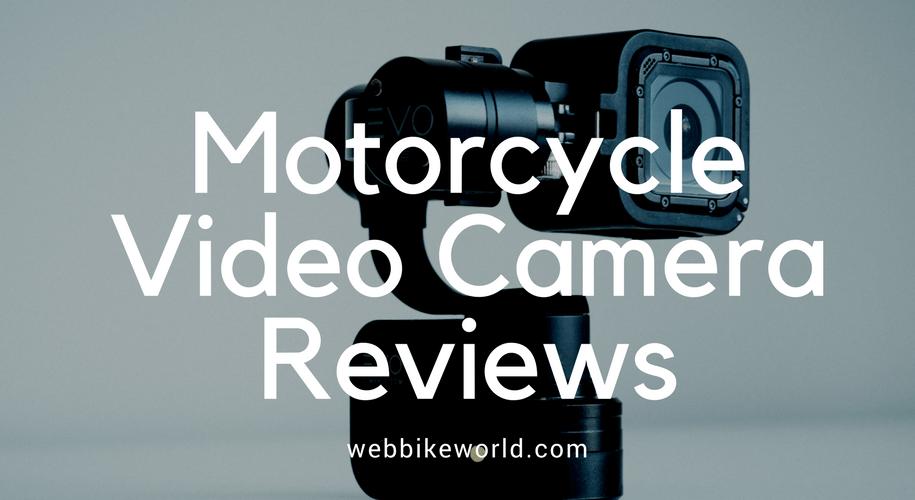 Motorcycle Video Camera Reviews