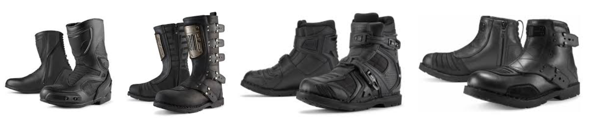 Icon Motorcycle Boot Reviews