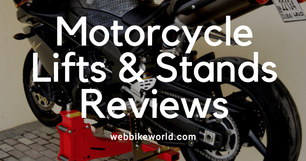 Best Motorcycle Lifts, Stands and Wheel Chocks