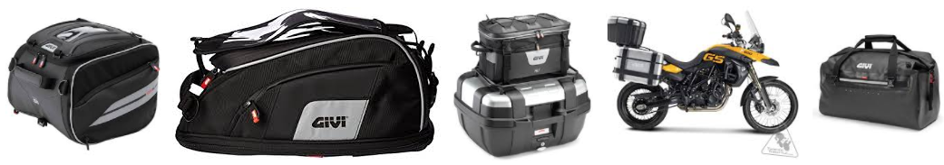 Givi Motorcycle Luggage