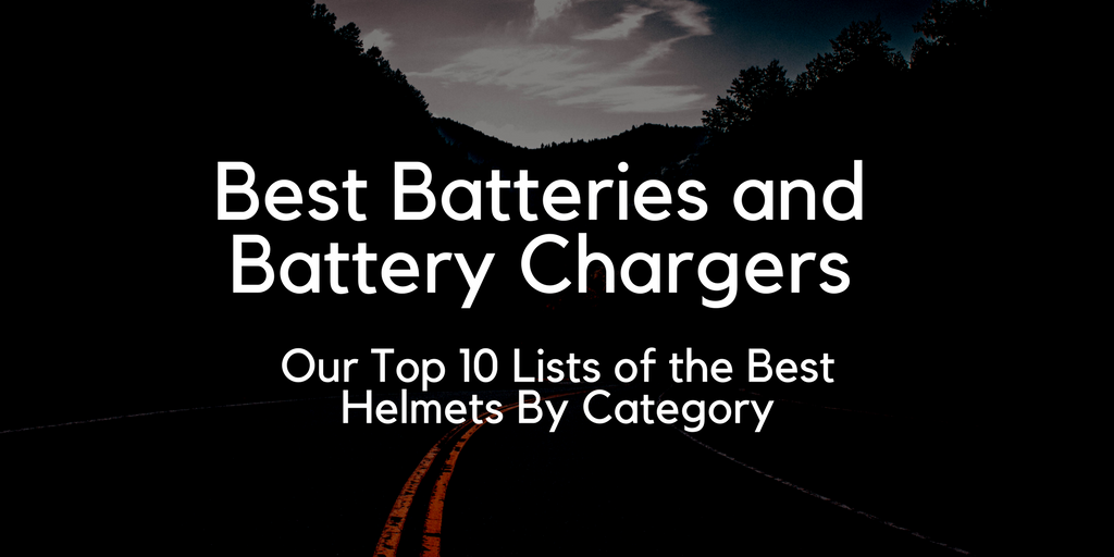 Motorcycle Battery And Charger Reviews Webbikeworld