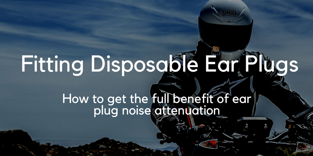 Fitting Disposable Ear Plug