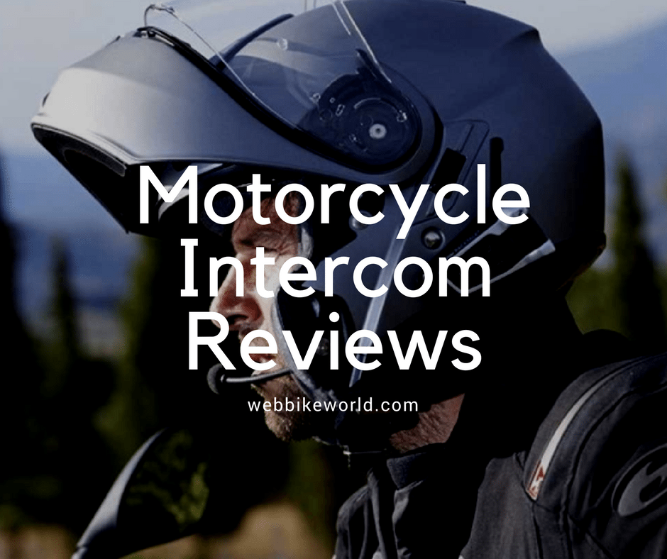 Motorcycle Intercom Reviews