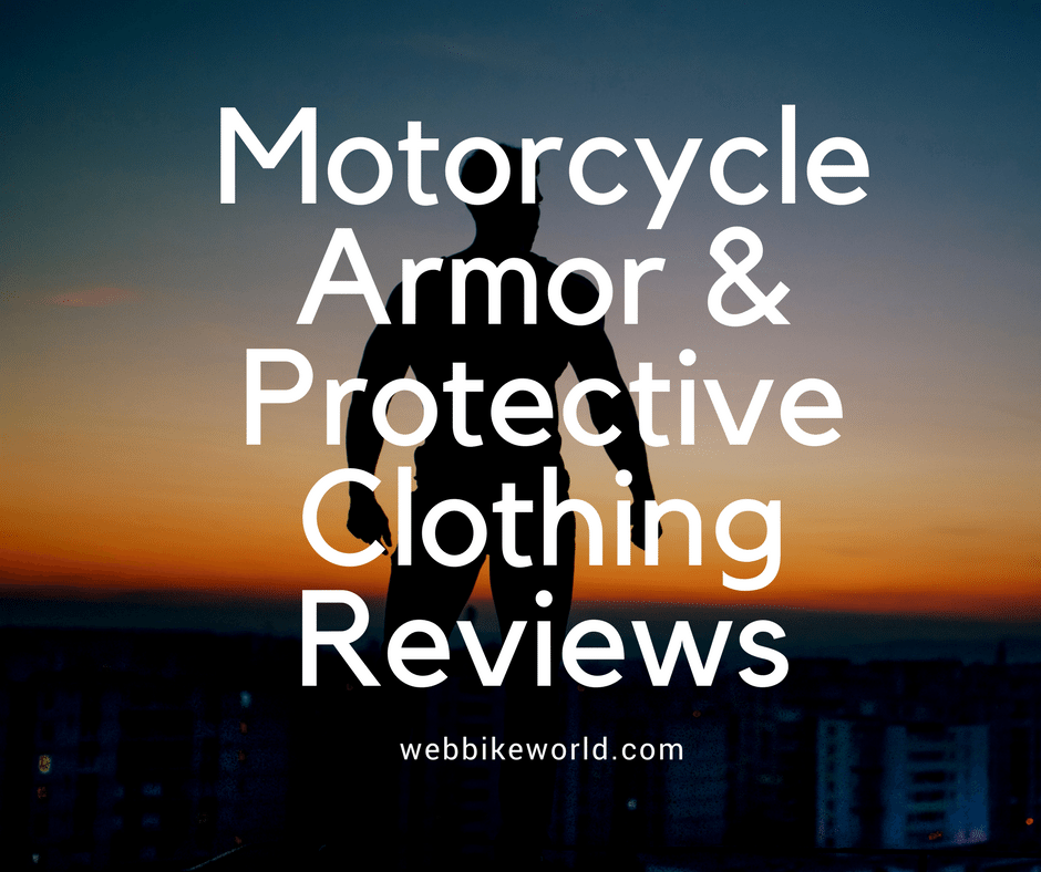 Armor, Protectors, Airbag Clothing Reviews