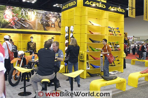 Acerbis Booth