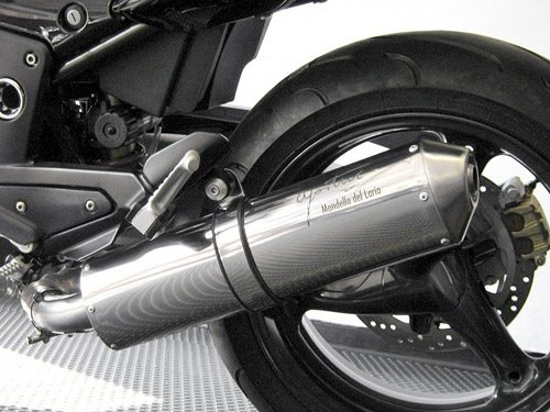 Exhaust System for the Moto Guzzi V11 and Quota