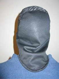 Balaclava - rear view