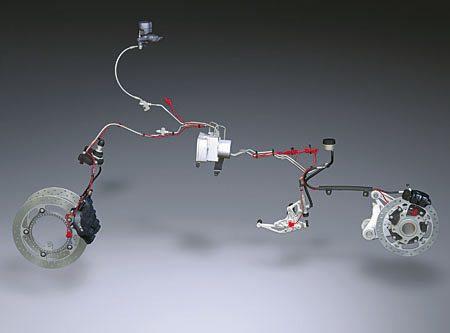 BMW Stability Control System