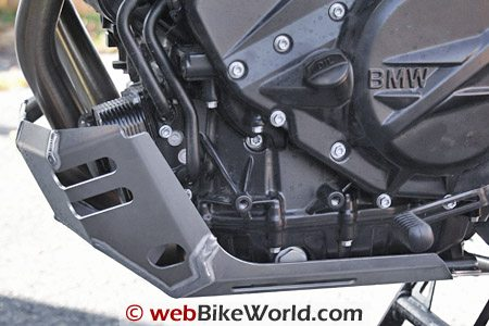 BMW F 800 GS - Engine Guard