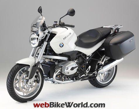 2011 BMW R1200R Touring Special - webBikeWorld