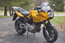 BMW F800S Review