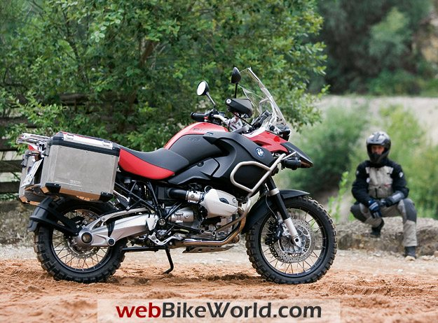BMW GS Adventure Series