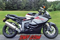 BMW K1300S Review