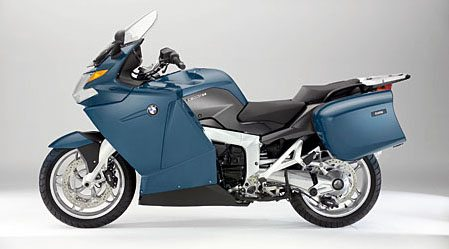 BMW K1200GT - Blue, Left Side