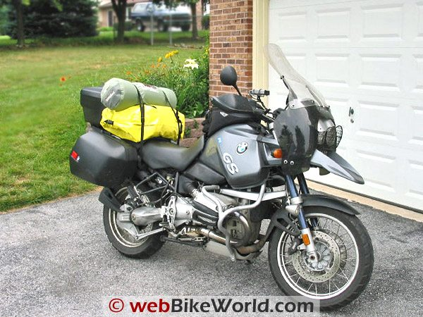 BMW R 1150 GS Ready to Roll