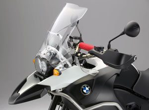 BMW R 1200 GS Adventure - Front End