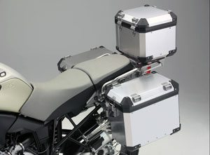 BMW R 1200 GS Adventure - Optional Luggage
