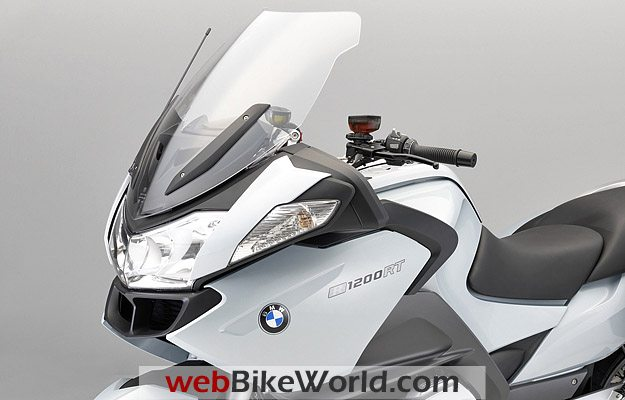 2010 BMW R1200RT Fairing